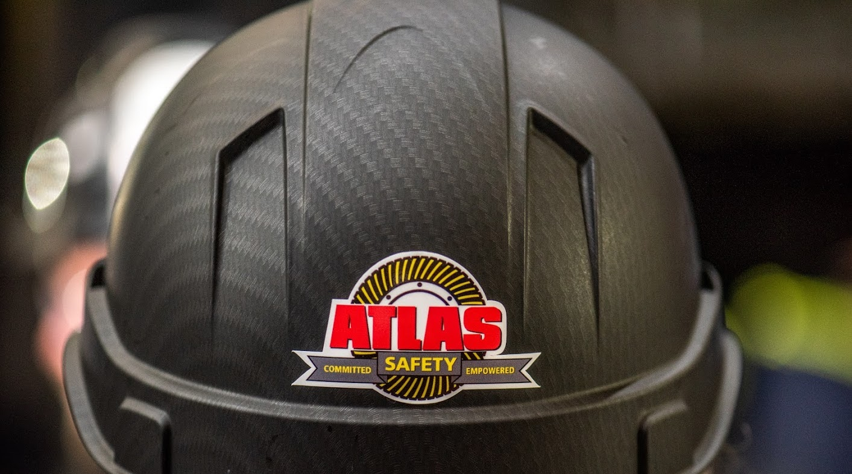 Atlas Safety Helment