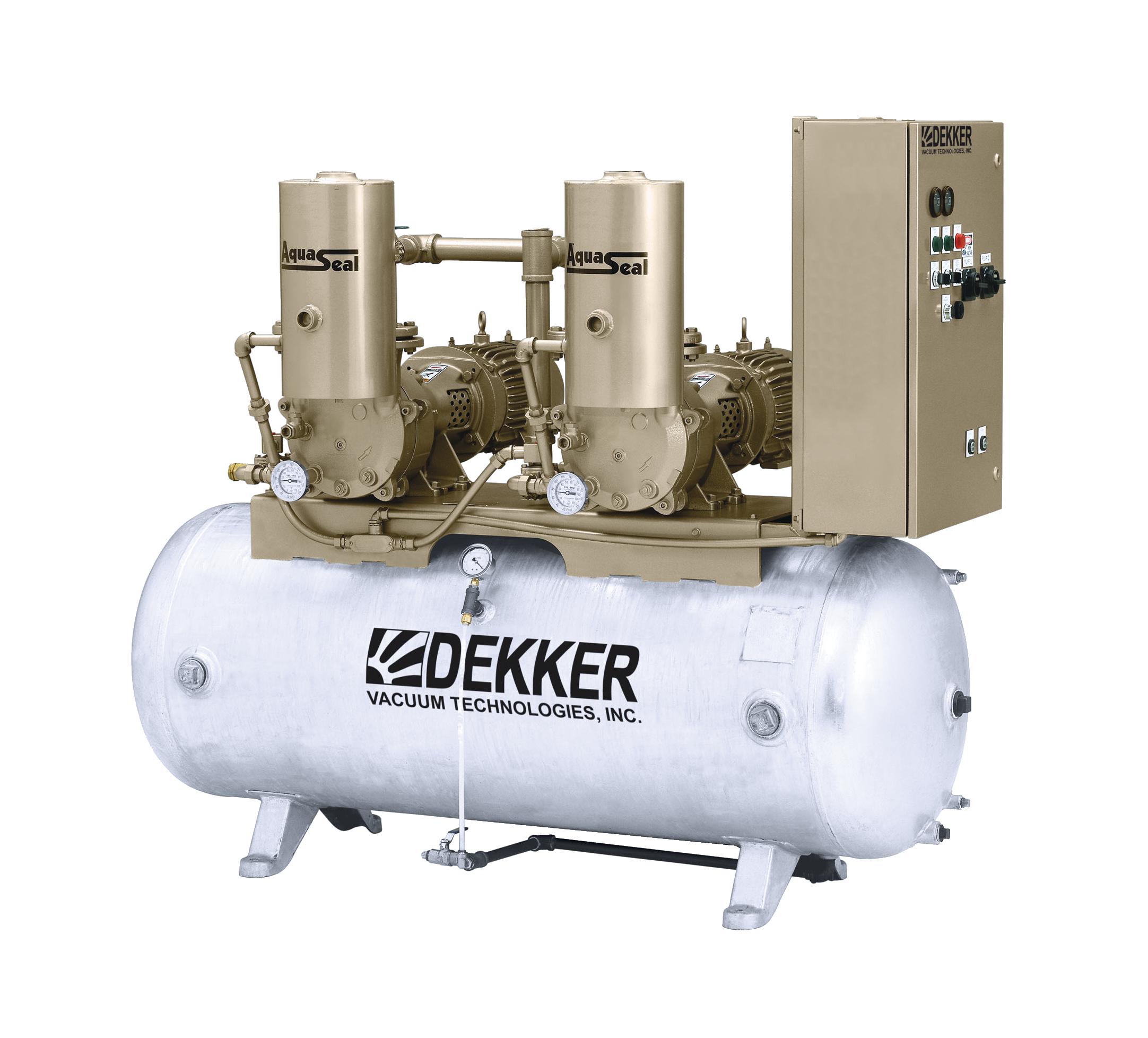 Dekker-AquaSeal-Liquid-Ring-Pump