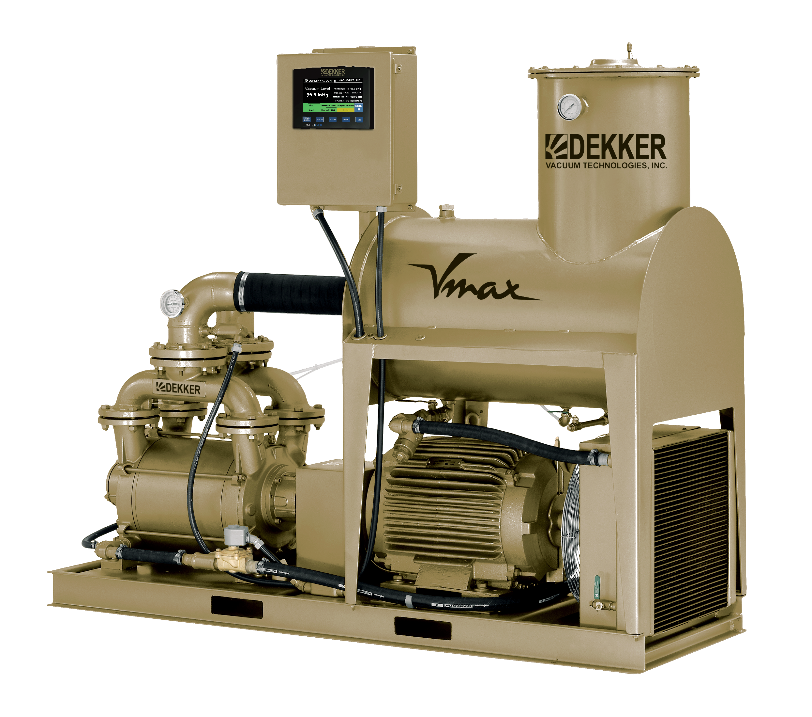 Dekker-Vmax-Oil-Sealed-Liquid-Ring-Pump