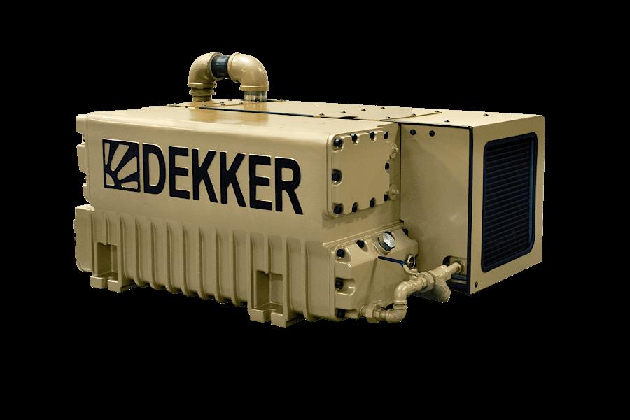 Dekker-HullVac-Rotary-Piston-Vacuum-Pump