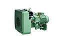 100 to 580 psi Compressors, Air Cooled (Mistral Series)