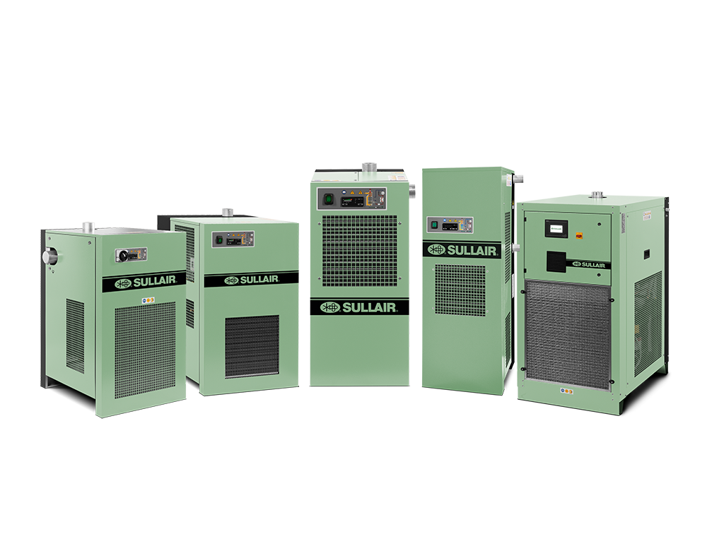 Sullair Refrigerated Dryer Line