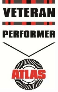 Atlas Machine and Supply Veteran Symbol